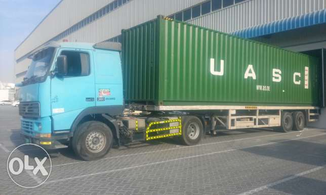 Tractor Unit for sale مسقط -  1