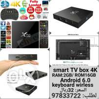 Smart TV Box android 6.0