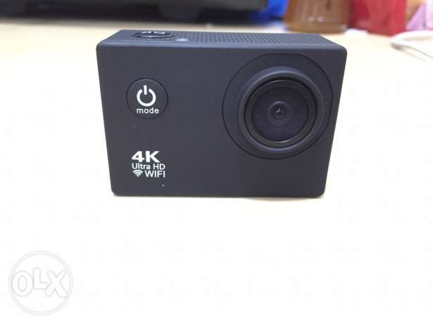 4K action cammera السيب -  2