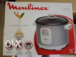 Moulinex Roce cooker new
