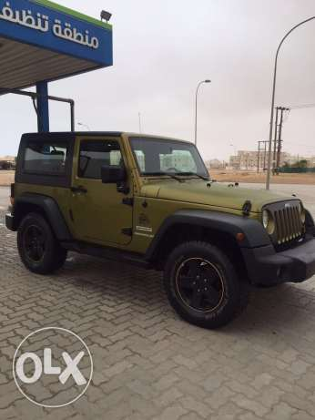 Jeep Wrangler no exchange