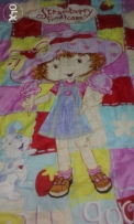 Girl single duvet