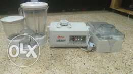 JUICER WITH BLENDER good condition