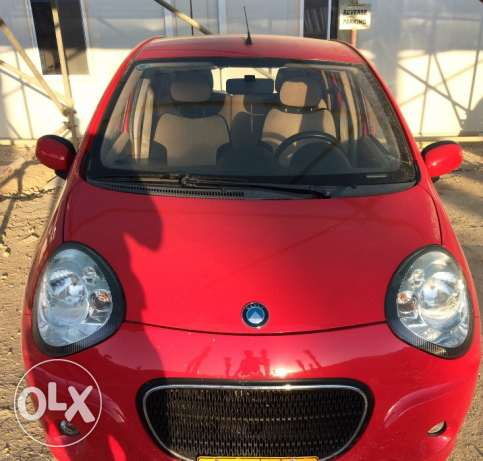 Geely: OMR 600 (Negotiable). Expat driven.