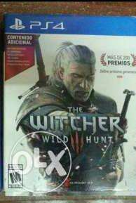 The witcher 3 ps4 بركاء -  1