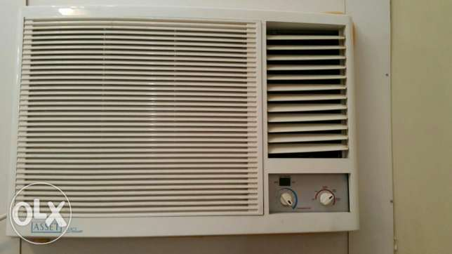 Asset AC 1.5 ton very good condition for immediate sale صحار -  4