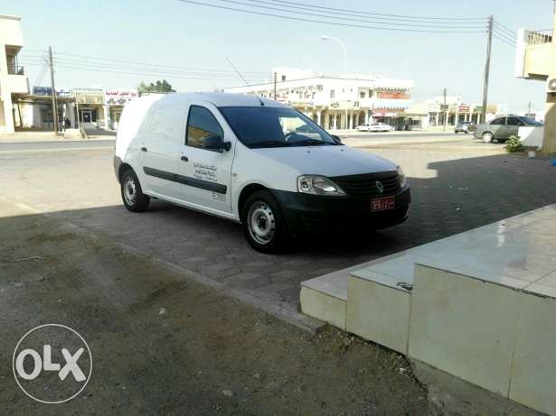 Renault delivery van for sale 2012