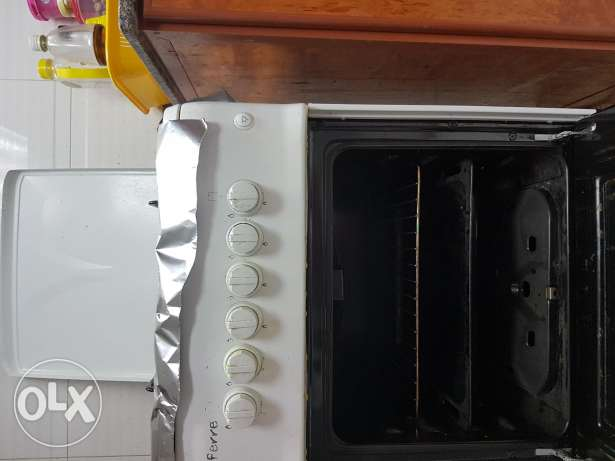 Ferre cooking oven cum griller for urgent sale