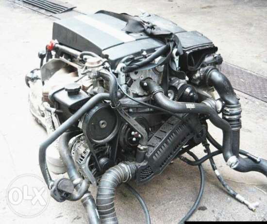 Mercedes Benz & BMW used engines for sale
