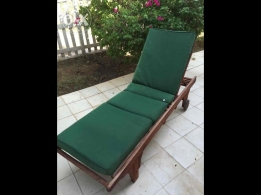 Outdoor furniture - lounge chair for sale