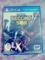 Infamous second son for sale or exchange with Tom Clancy's The Divisio