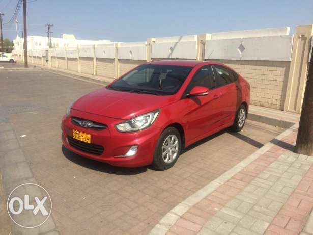 Acente 2014 model 1.6 auto. Call only السيب -  2