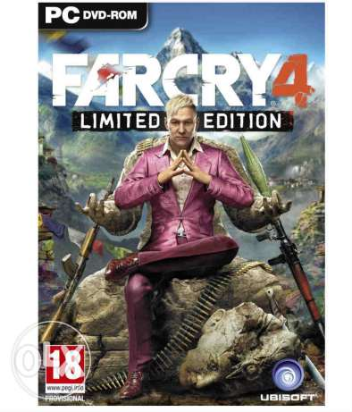 Far cry 4 pc game for sell in ruwi