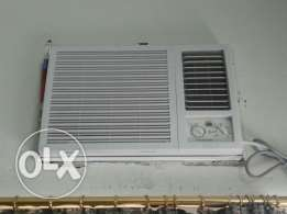 Used air condition for 7 month only with warranty brand assat.1.5