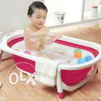 bath tub for kids- foldable