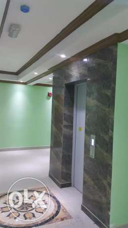 Family Appartment 2BR with 3Bathroom +1 seating room On al amerat العامرّات -  2