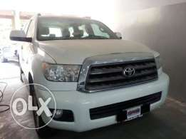 Amazing Toyota Sequoia for Sale by stock in QATAR