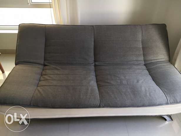 Great condition sofa bed - 85 OMR مسقط -  4