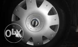 "Wheel cover available 14""15"""
