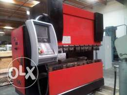 Cheap Automatic CNC Hydraulic Press Brake with CE&ISO sale