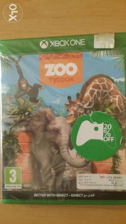 ZOO new game for xbox one السيب -  1