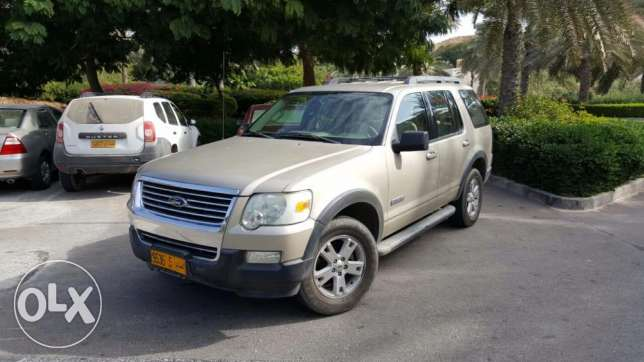 Ford Explorer. Very good condition. مسقط -  2