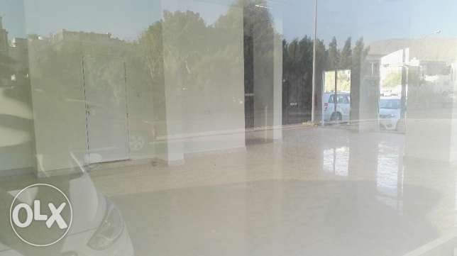 Commercial Space for rent South Ghubrah