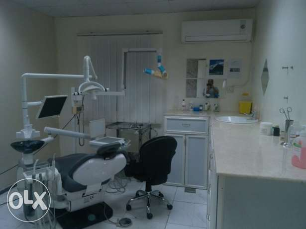 Well reputed Dental clinic for sale/lease in Al Buraimi.