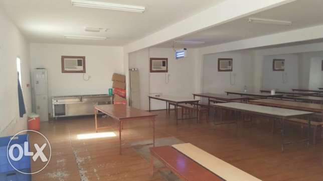 Spacious Labour Camp for Rent in Misfah