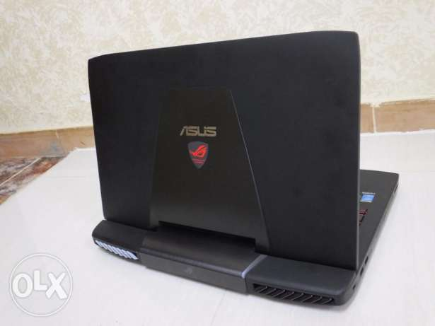 Asus G751J gaming laptop. مسقط -  4