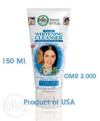 Hollywoodstyle(whitening cleanser)