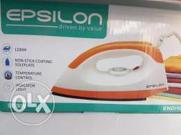epsilon dry iron- SPECIAL OFFER