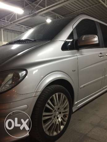 Mercedes Benz Viano بوشر -  2