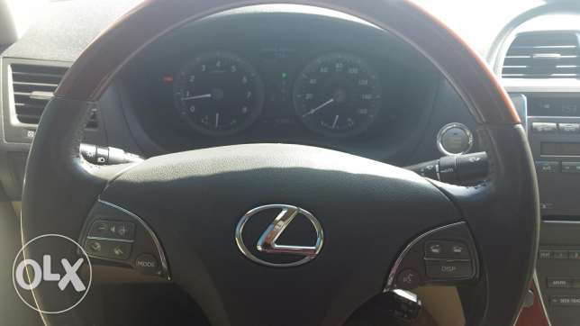Lexus 2011 full automatic gold colour made in japan السيب -  5