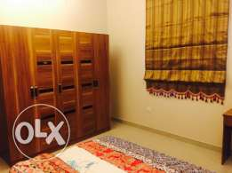 Fully Furnished flat for rent in (Alzibah)
