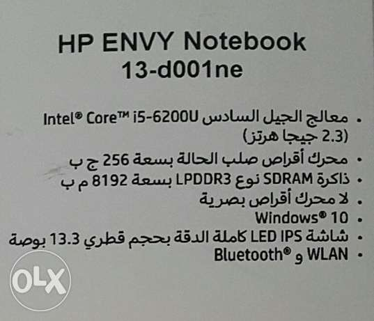 لابتوب hp note book