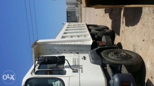 Man tipper truck. model 2003 available