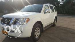 Regularly serviced Nissan Pathfinder 2012 for immediate sale