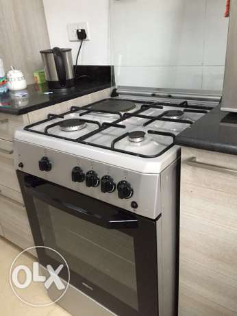 gas stove with oven مسقط -  1