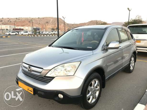 HONDA CR-V 4x4 2007, Purchased on Dec 2008