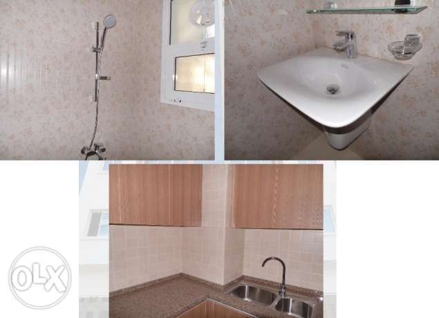 2BHK with balcony flats for rent in Ghala (nearby Al Maha Petrol) مسقط -  3