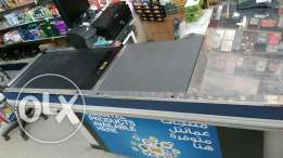 Cash counter for sale