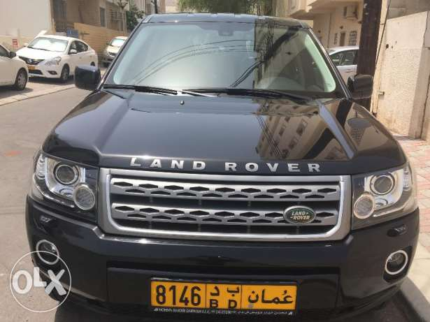Land Rover 2 / 2013 / with warrenty till 2019 May