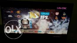 """Samsung LED 40 """" HD TV with BOX - Expats Leaving"""