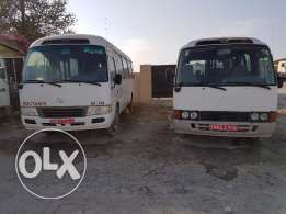For sale BUSES Toyota coaster