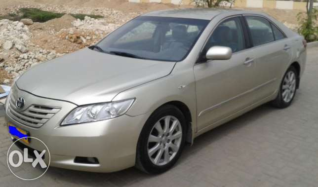 Toyota Camry Fully Automatic for Urgent Sale صلالة -  3