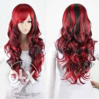 Women Synthethic Cosplay Wigs for Sale