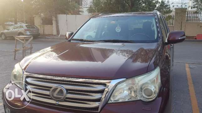 Well maintained expat driven Lexus GX460 for Sale
