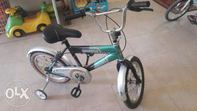 Kids Bycycle بوشر -  1