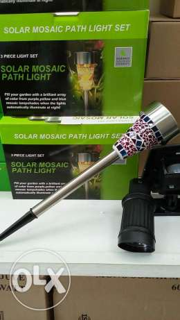 Solar garden decoration light
